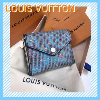 LOUIS VUITTON - 【未使用並☆鑑定済み】ルイヴィトン 財布/折り財布