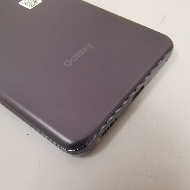 SAMSUNG(サムスン)のGalaxy S21 5G ファントムグレイ 256GB  au スマホ/家電/カメラのスマートフォン/携帯電話(スマートフォン本体)の商品写真