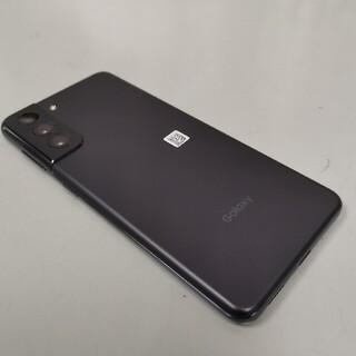 SAMSUNG - Galaxy S21 5G ファントムグレイ 256GB  au