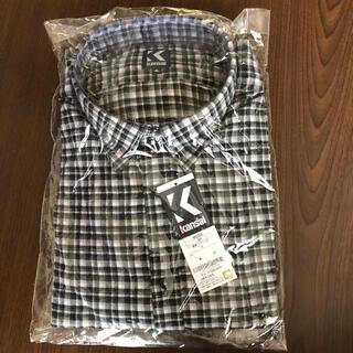 カンサイヤマモト(Kansai Yamamoto)の新品未使用 kansai チェックシャツ(シャツ)