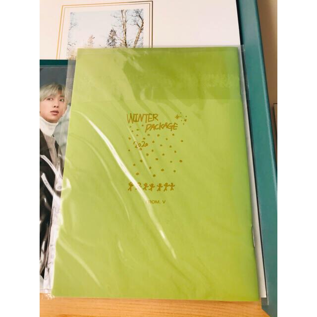 防弾少年団(BTS)(ボウダンショウネンダン)のBTS 2020 winter package ウィンパケ ランダム ジミン エンタメ/ホビーのCD(K-POP/アジア)の商品写真