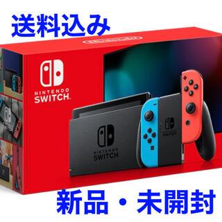 Nintendo Switch - Nintendo Switch 本体 ネオンレッド/ネオンブルー