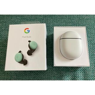 グーグルピクセル(Google Pixel)のpixel buds(ヘッドフォン/イヤフォン)