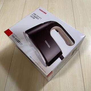 トウシバ(東芝)の新品 衣類スチーマー TAS-V5 ブラック(アイロン)