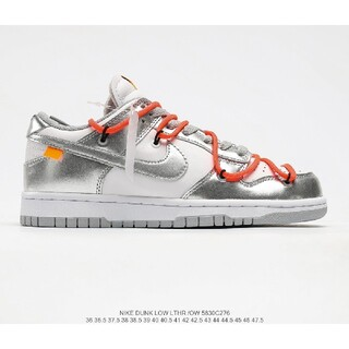 ナイキ(NIKE)のNike SB Dunk OFF-WHITE CT0856-800(その他)
