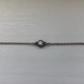 Tiffany & Co. - ティファニー バイザヤード ダイヤモンド ブレスレット 訳あり