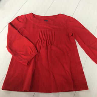 ザラキッズ(ZARA KIDS)の美品 ザラ キッズ カットソー 104  ZARA(Tシャツ/カットソー)