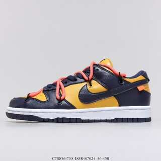 ナイキ(NIKE)のNike SB Dunk OFF-WHITE CT0856-700(その他)