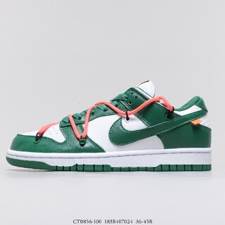 ナイキ(NIKE)のNike SB Dunk OFF-WHITE CT0856-100(その他)