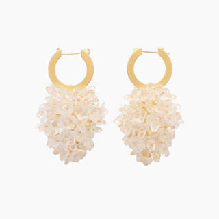 mame - mame Floral Bouquet Earrings 21ss 新品