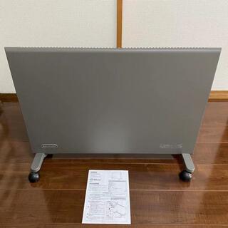 デロンギ(DeLonghi)の美品 デロンギコンベクターヒーター DeLonghi HXJ60L12(電気ヒーター)
