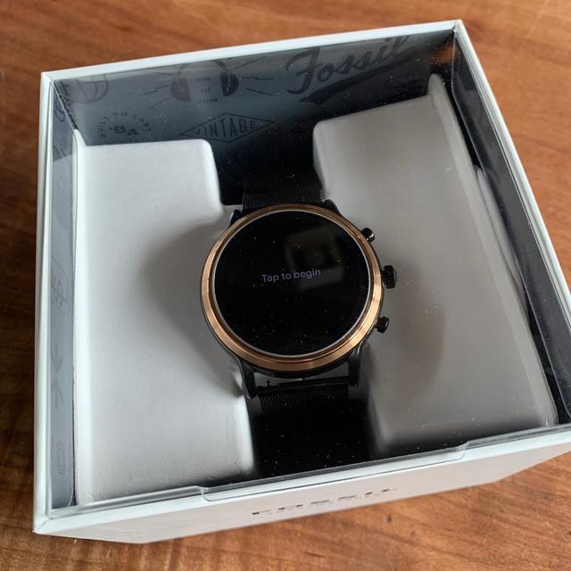 FOSSIL(フォッシル)の[フォッシル] スマートウォッチ ジェネレーション5 FTW6036 レディースのファッション小物(腕時計)の商品写真