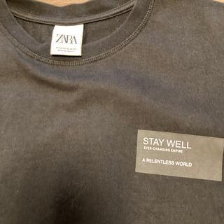 ザラ(ZARA)のZARA メンズ ロンtシャツ(Tシャツ/カットソー(七分/長袖))