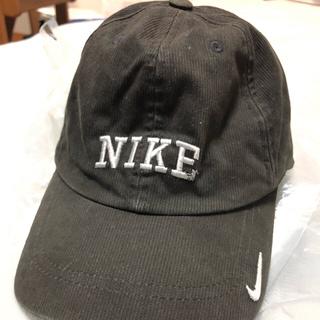 ナイキ(NIKE)の'90s〜'00s NIKE シルバータグ cap black(キャップ)