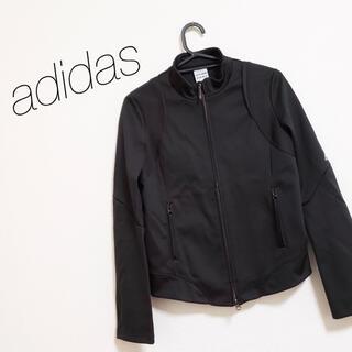 アディダス(adidas)のadidas トラックジャケット(ブルゾン)
