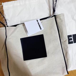 Jil Sander - jil sander tote bag (ジル サンダートートバッグ)