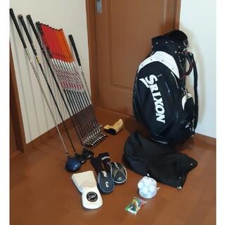 Srixon - 【R】メンズ ゴルフクラブセット