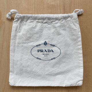 プラダ(PRADA)のPRADA 巾着ポーチ(ポーチ)