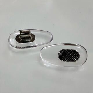 BURBERRY - 正規品 新品 BURBERRY バーバリー メガネ 眼鏡 ノーズパッド 鼻パッド