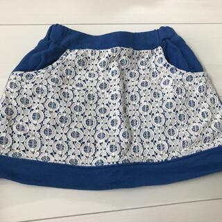 サンカンシオン(3can4on)の美品 サンカンシオン スカート  100(スカート)
