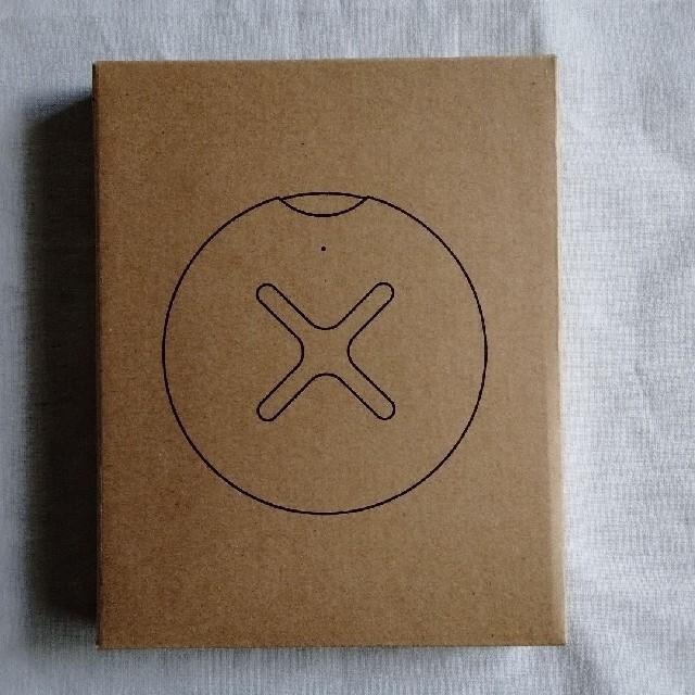 MUJI (無印良品)(ムジルシリョウヒン)のワイヤレス充電器 スマホ/家電/カメラのスマートフォン/携帯電話(バッテリー/充電器)の商品写真
