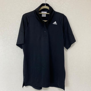 adidas - adidas ポロシャツ スポーツウェア レディースMサイズ