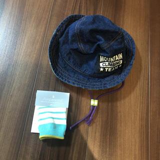 アンパサンド(ampersand)のアンパサンド帽子 靴下(帽子)