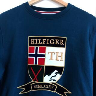 トミーヒルフィガー(TOMMY HILFIGER)のkobukurockさま専用  トレーナーロンtポロシャツ(パーカー)