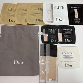 Christian Dior - Dior ディオール サンプル 巾着 GIVENCHY