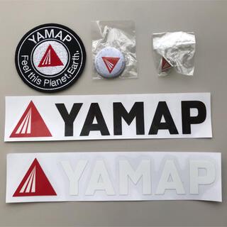 YAMAP ヤマップ ステッカー バッジ ワッペン