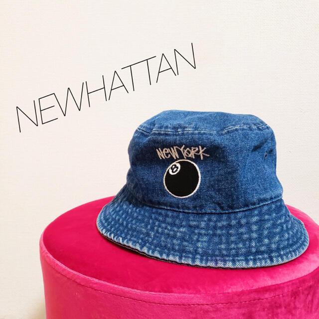 NEWHATTAN バケットハット メンズの帽子(ハット)の商品写真