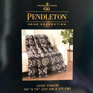 ペンドルトン(PENDLETON)の【新品】ペンドルトン③☆ブランケット☆グレー系(その他)