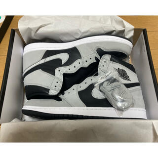 NIKE - NIKE AIR JORDAN1 HIGH OG SHADOW 2.0 29cm