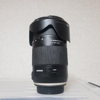 TAMRON - タムロン 18-400mm F/3.5-6.3 Di Ⅱ VC HLD