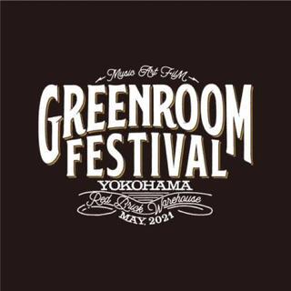 GREENROOM (グリーンルーム)フェス チケット 5/22(土)×1枚(音楽フェス)