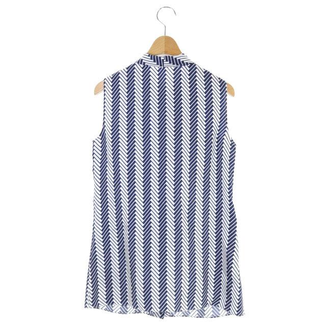 PRADA(プラダ)のプラダ ブラウス シャツ レディースのトップス(シャツ/ブラウス(半袖/袖なし))の商品写真