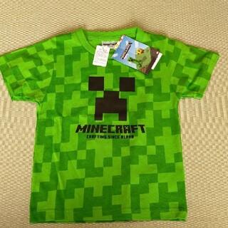しまむら - マインクラフト Minecraft Tシャツ120cm