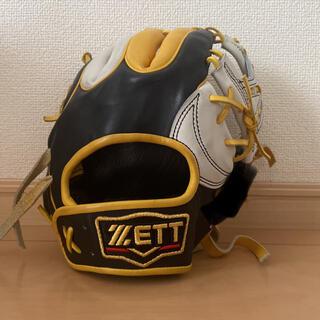 ZETT - ゼットプロステイタス 硬式内野手用 オーダーグラブ