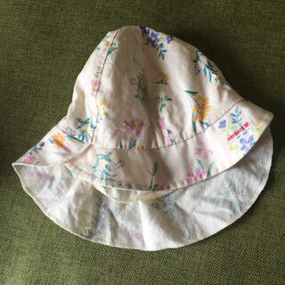 ラグマート(RAG MART)の【日本製】connect M(コネクトエム) ベビー帽子(帽子)