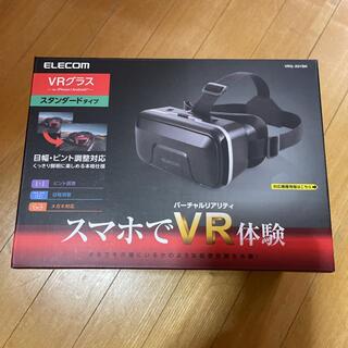 エレコム(ELECOM)のVRG-X01BK ブラック(その他)