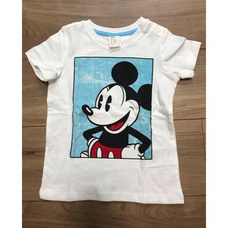 Disney - ミッキー H&M Tシャツ