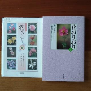 アサヒシンブンシュッパン(朝日新聞出版)の花おりおり(春)ポストカード7枚(趣味/スポーツ/実用)