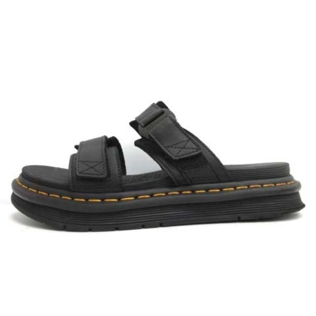 Dr.Martens(ドクターマーチン)のドクターマーチン UK7 26cm チルトン CHILTON サンダル 黒  メンズの靴/シューズ(サンダル)の商品写真
