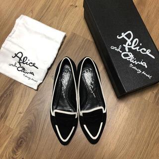 アリスアンドオリビア(Alice+Olivia)のアリスアンドオリビア♡フラットパンプス♡(バレエシューズ)