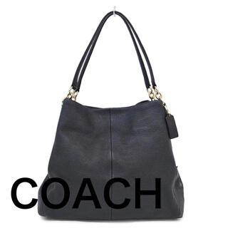 COACH - コーチ 美品 coach COACH ショルダーバッグ トートバッグ