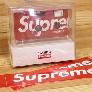 シュプリーム(Supreme)のSUPREME × Yashica MF-1 Camera Red/Free(フィルムカメラ)