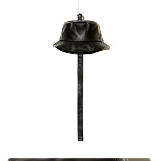 PEACEMINUSONE - PMO LEATHER BUCKET HAT #1