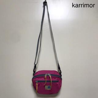 karrimor - karrimor カリマー ショルダーバッグ