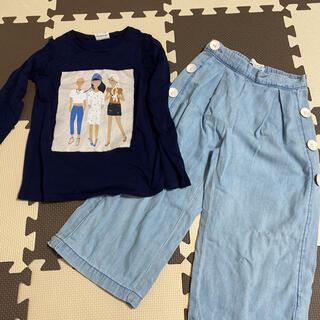 ザラキッズ(ZARA KIDS)のザラキッズ セット(Tシャツ/カットソー)