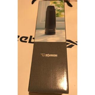象印 ステンレスボトル0.48LワンタッチオープンSM-TA48-BA ブラック